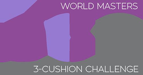 3-Cushion Challenge World Masters
